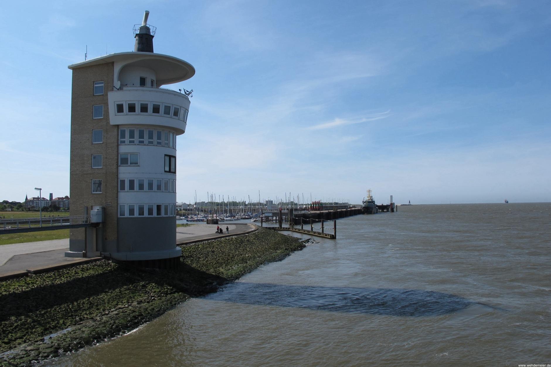 Schleuse neuer fischereihafen cuxhaven webcam