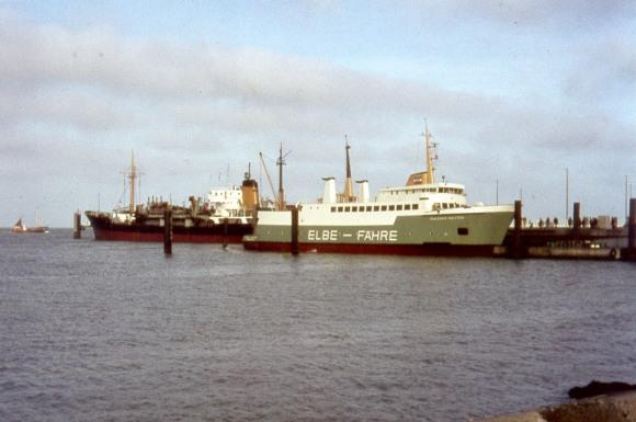 Cuxhaven Fähre